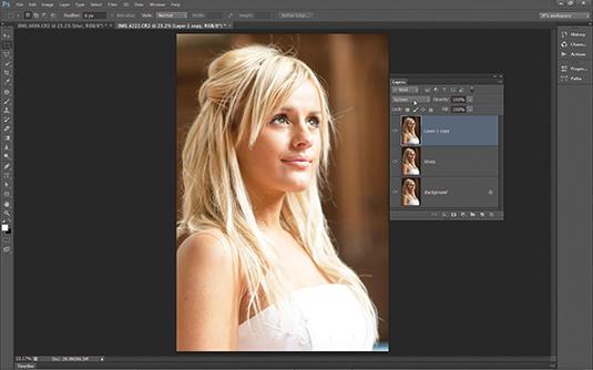 Orton effect with Photoshop CS6
