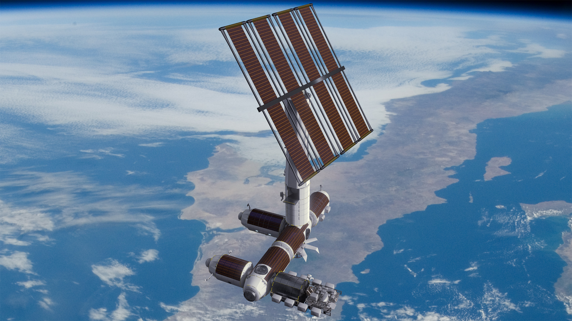 <p>NASA Needs to help Personal space stations get off the Floor thumbnail
