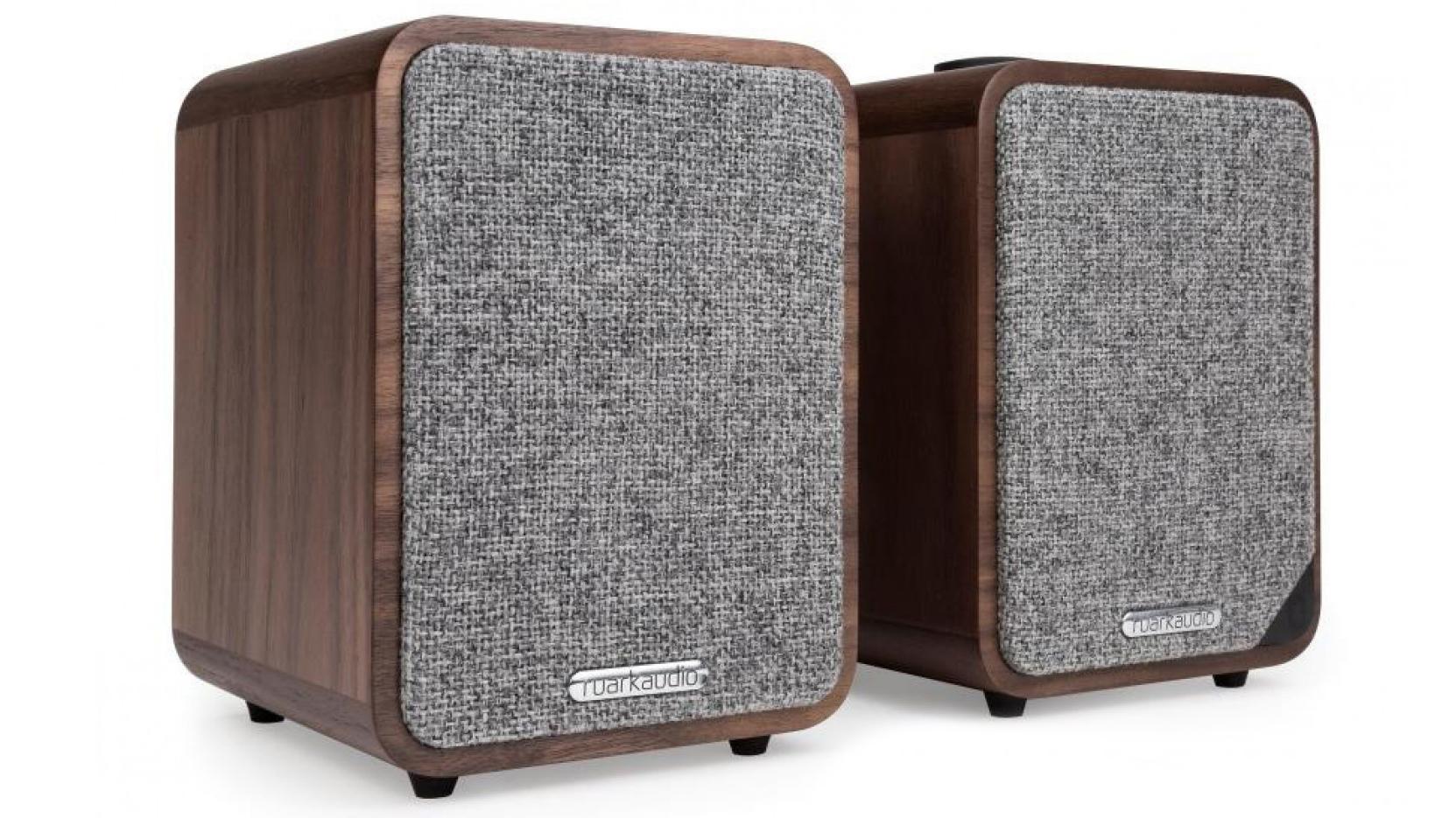 Ruark Audio MR1 MK2 wireless speakers
