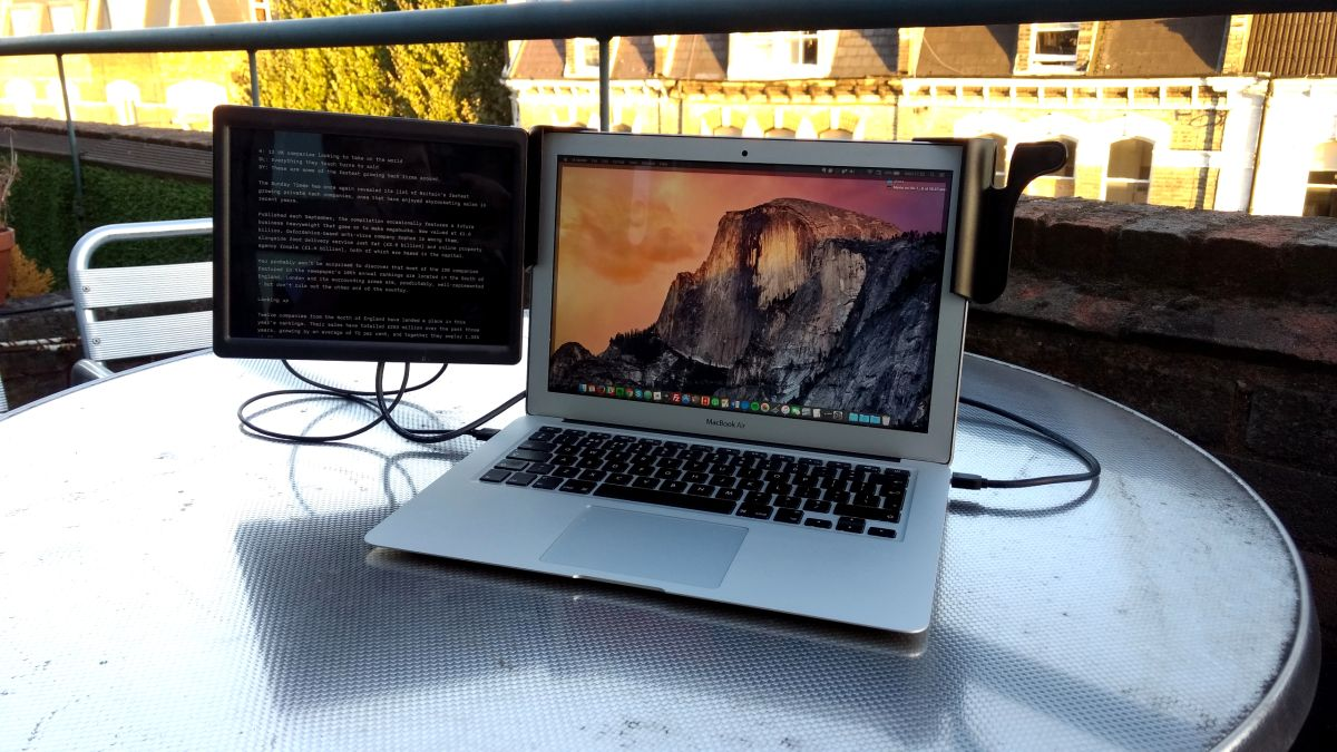 Best Portable Monitor 5 Pixel Packed Panels To Extend