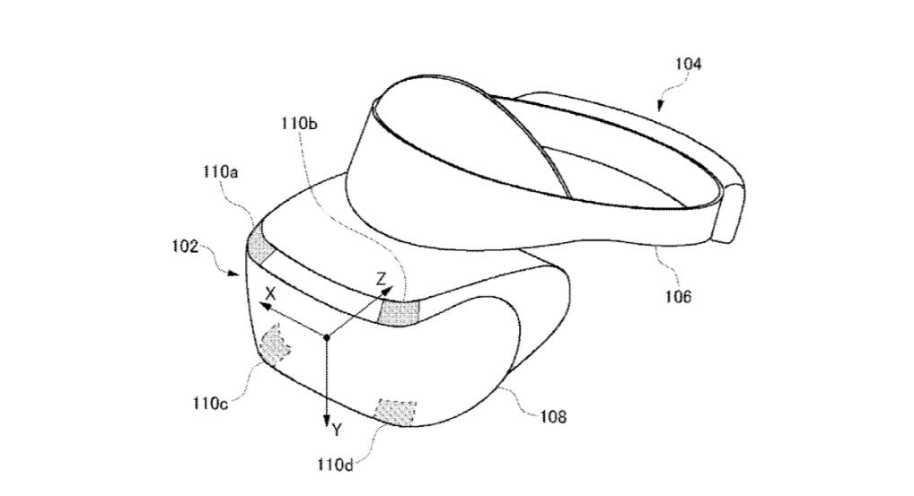 Sony PSVR 2 patent