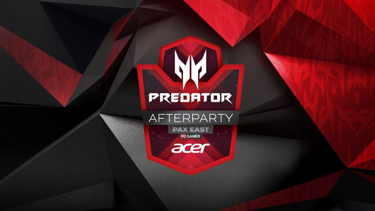 Come party with us at the #PredatorPAX party | PC Gamer