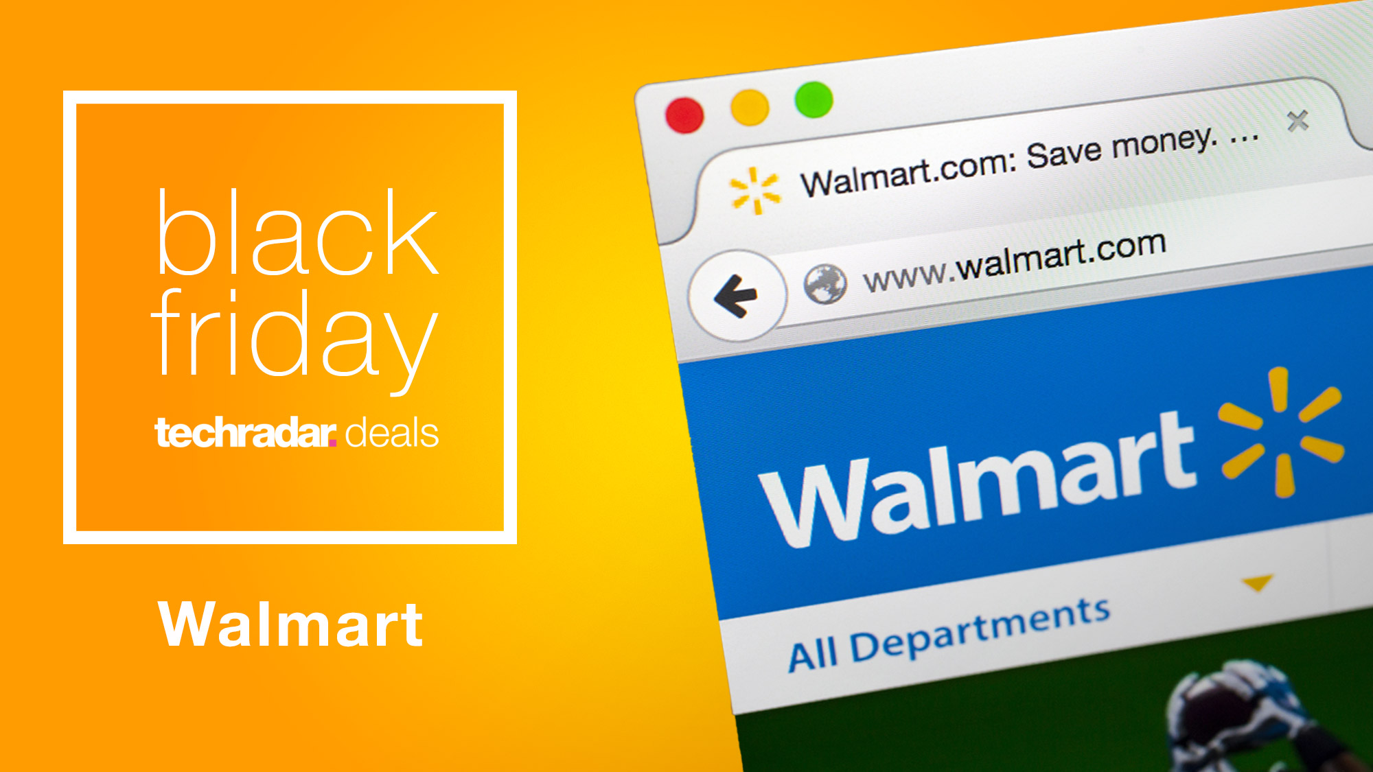 Walmart Black Friday 2021 The Deals We Expect To See And When The Sale Will Start Techradar