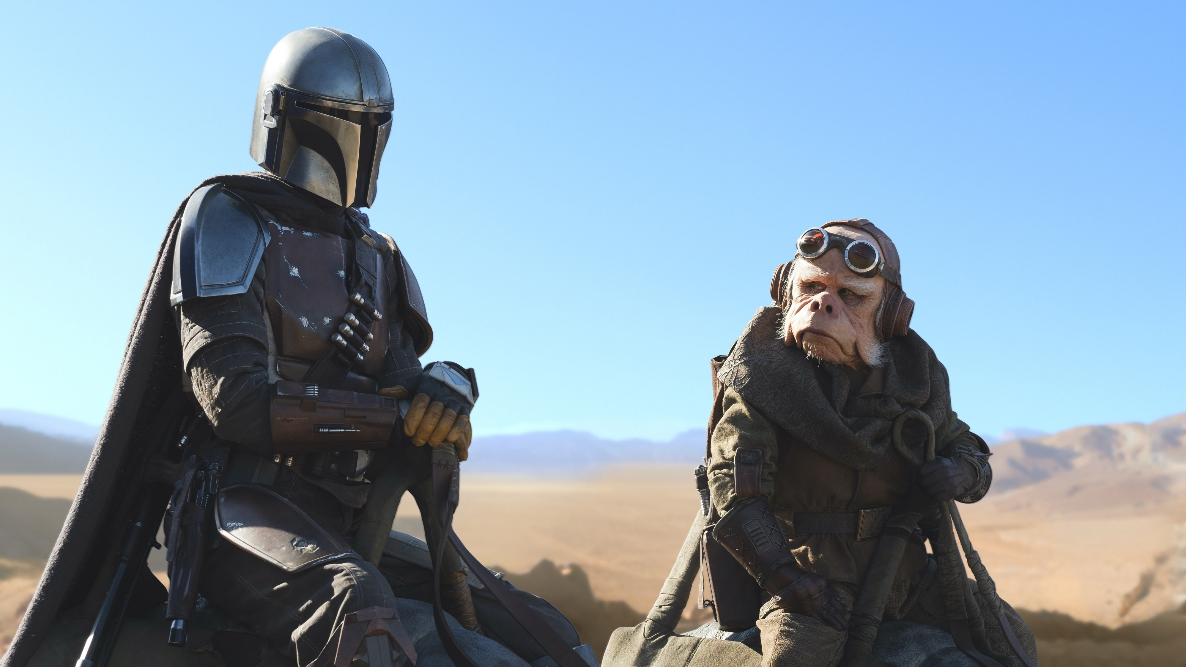 It sounds like Disney Plus UK won't have every episode of The Mandalorian at launch