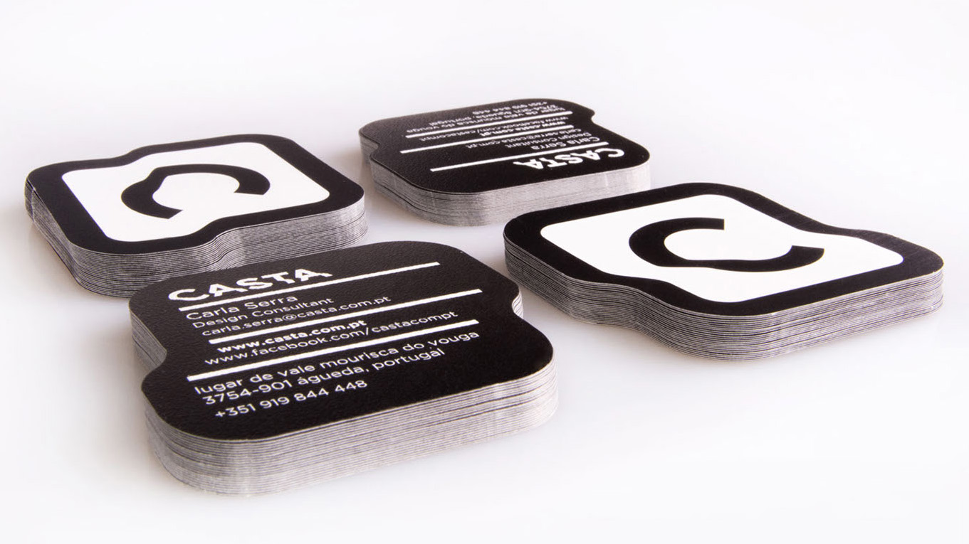 8 great business cards for marketing professionals – Graphic Design ...