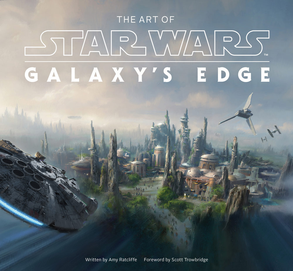 Exclusive Peek: Soar Inside 'The Art Of Star Wars: Galaxy's Edge' thumbnail