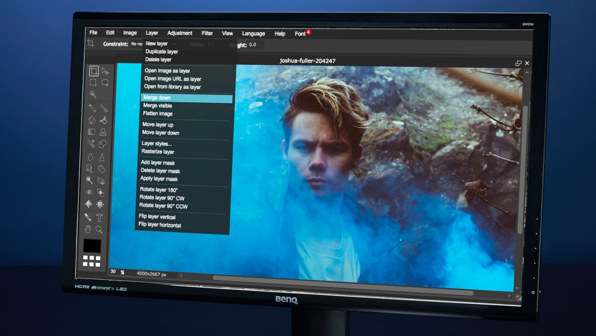 The best online photo editor 2018 techradar for Rendering online