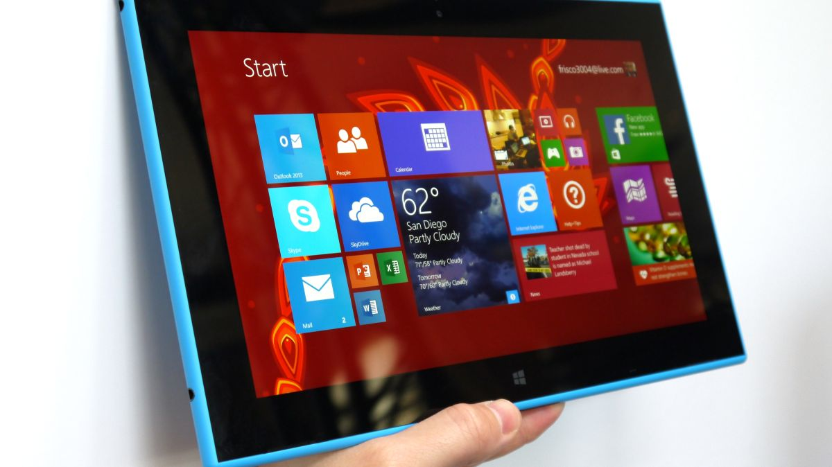 Ram Build And Price >> Rumour: Nokia plotting 8-inch Lumia 2020 tablet for early ...