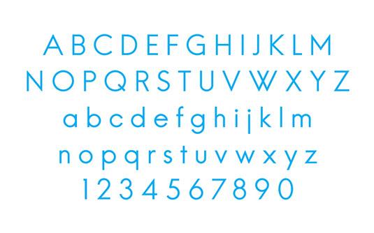 Free fonts: Hans Kendrick