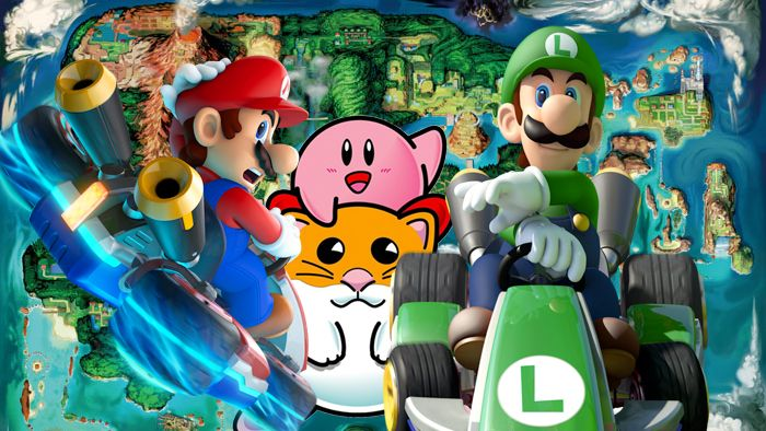 Eight Nintendo games that NEED to become Mario Kart 8 tracks right now