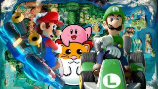 N Throwback Drinking Games Mario Kart