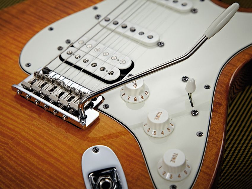 Fender Select Stratocaster Hss Review Musicradar