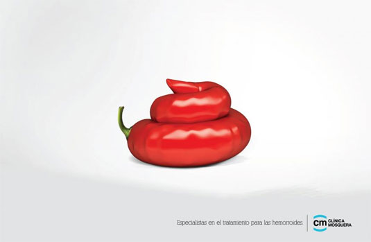 Top examples of print advertising