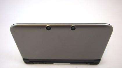 Nintendo 3DS XL review cameras