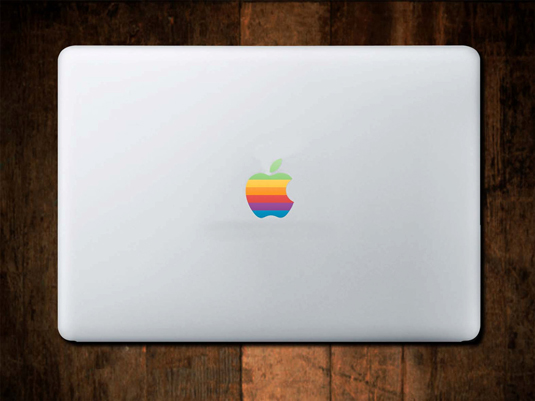 Mac decal