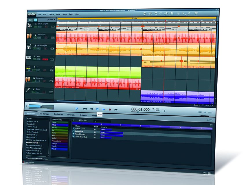 Magix music maker 11 e version with serial