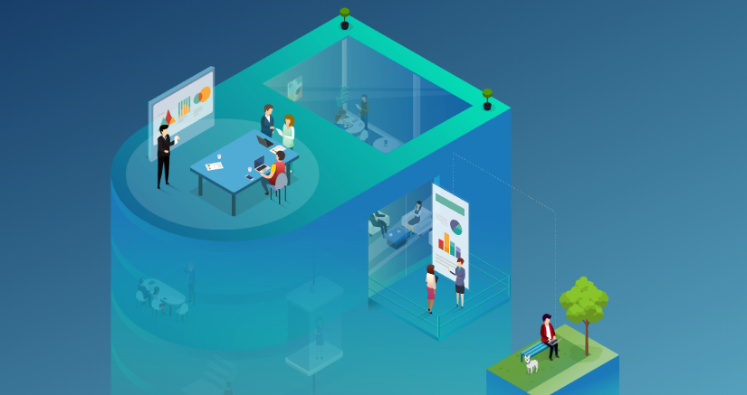 best online collaboration tools: Visme