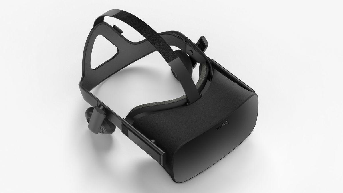 Best graphic design tools for April: Oculus Rift