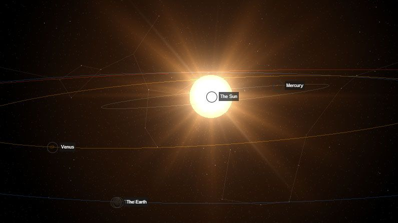 solar system three js - photo #8