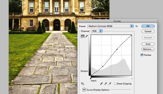 Photo editing: create an outdoor HDR image 3