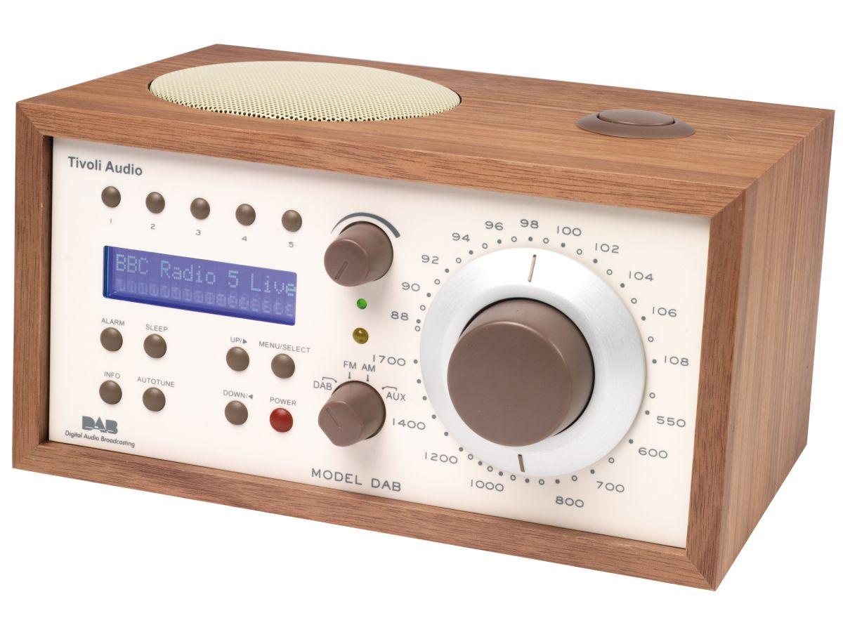 how to use dab radio