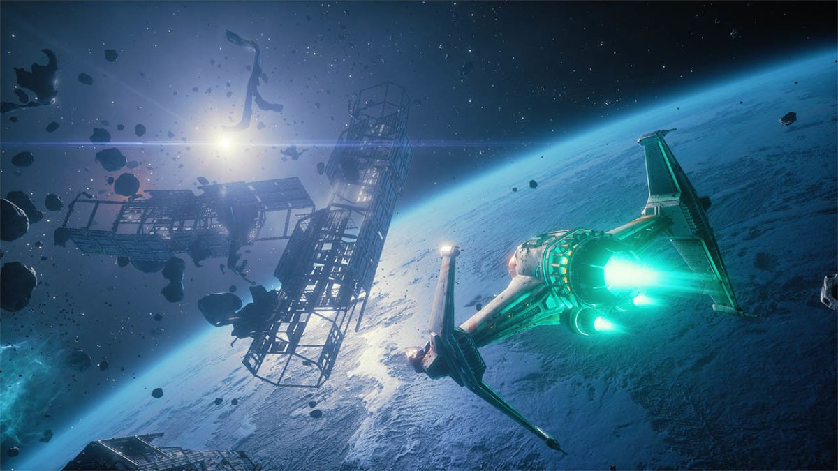 Everspace exits early access, with launch trailer in tow