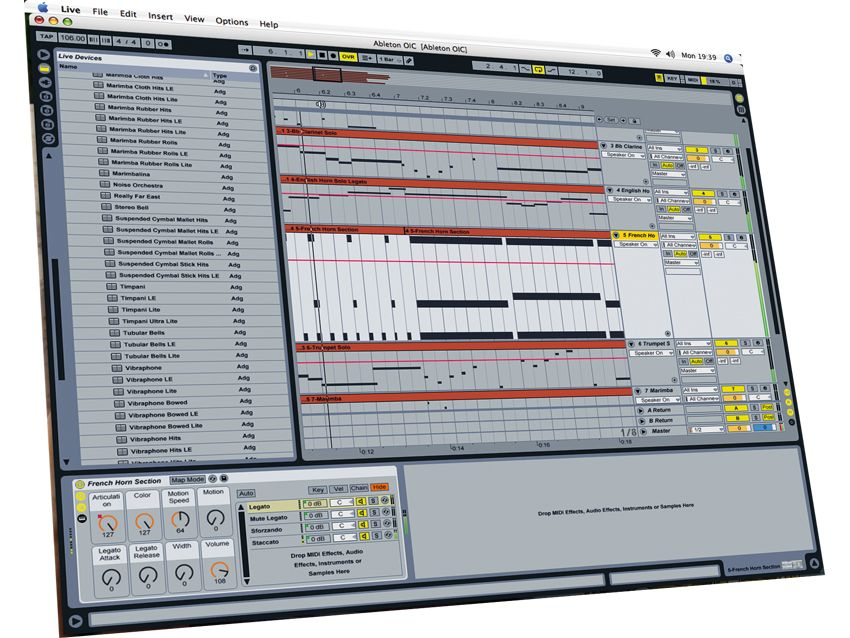 how to put sample packs into ableton live 9