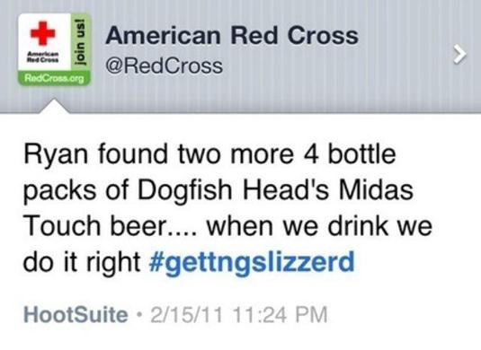 Embarrassing branding blunders - American Red Cross
