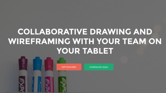 Prototype together on your tablet