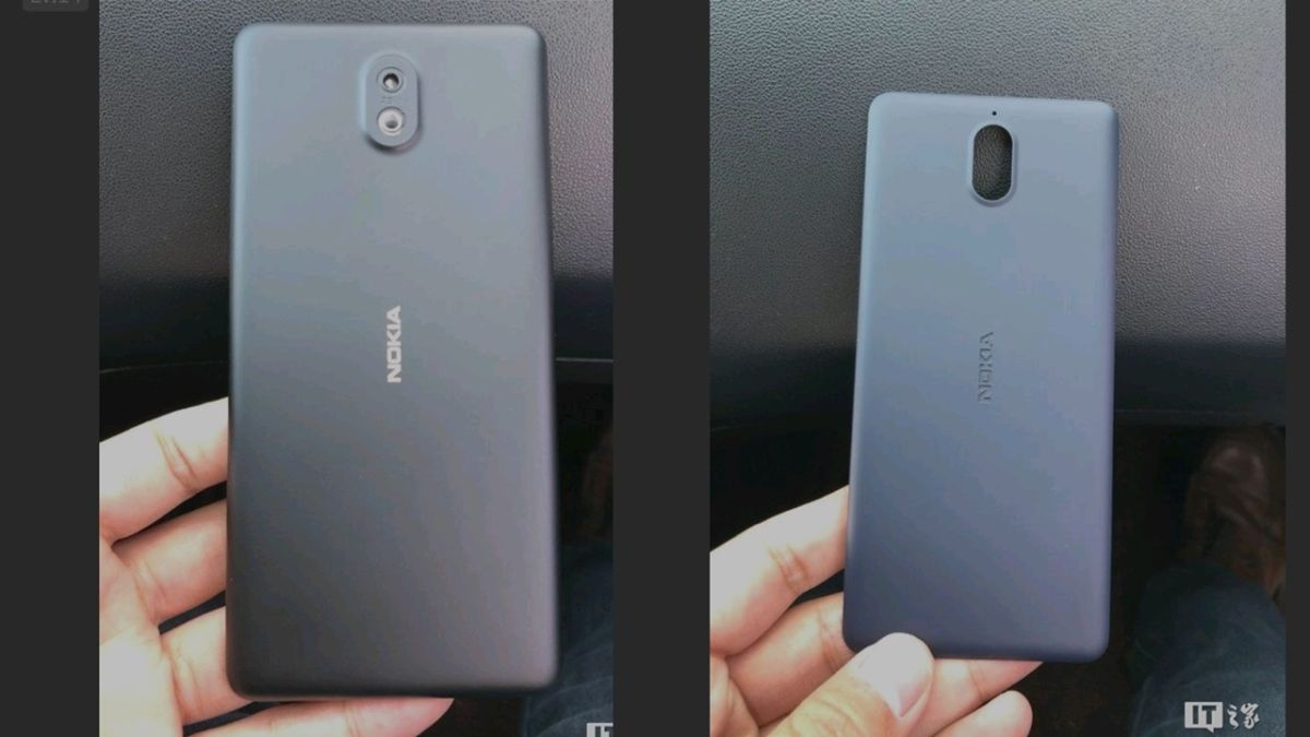 Nokia 1 spotted online in first live images
