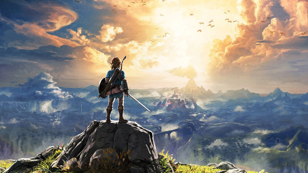 What open-world games on PC need to learn from The Legend of Zelda: Breath of the Wild