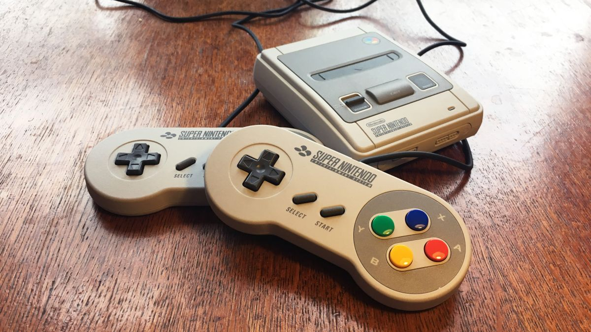 More SNES Mini stock on the way, so don't overpay on auction sites like eBay
