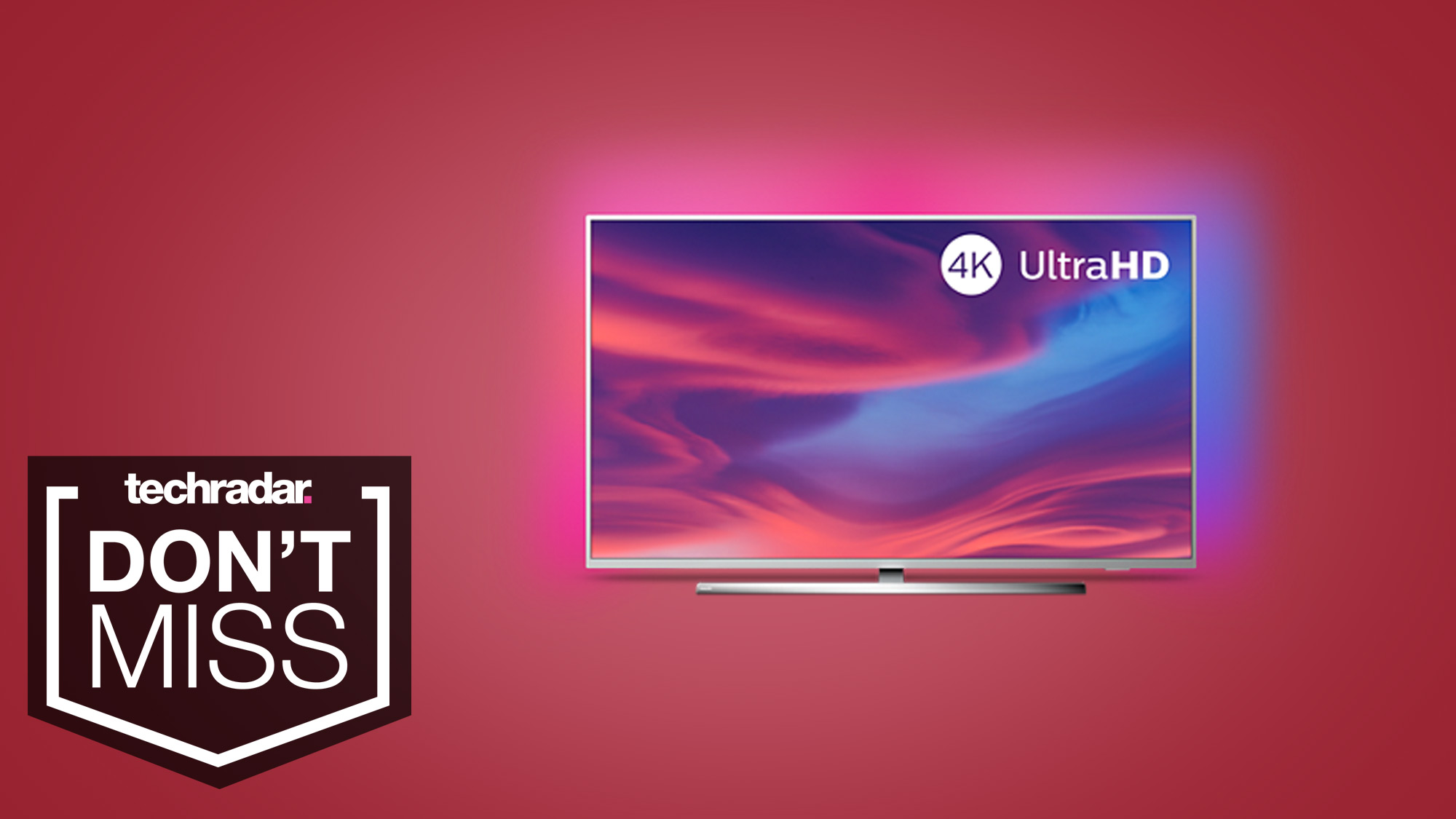 This Philips Ambilight TV deal is under £400 ahead of Boxing Day sales
