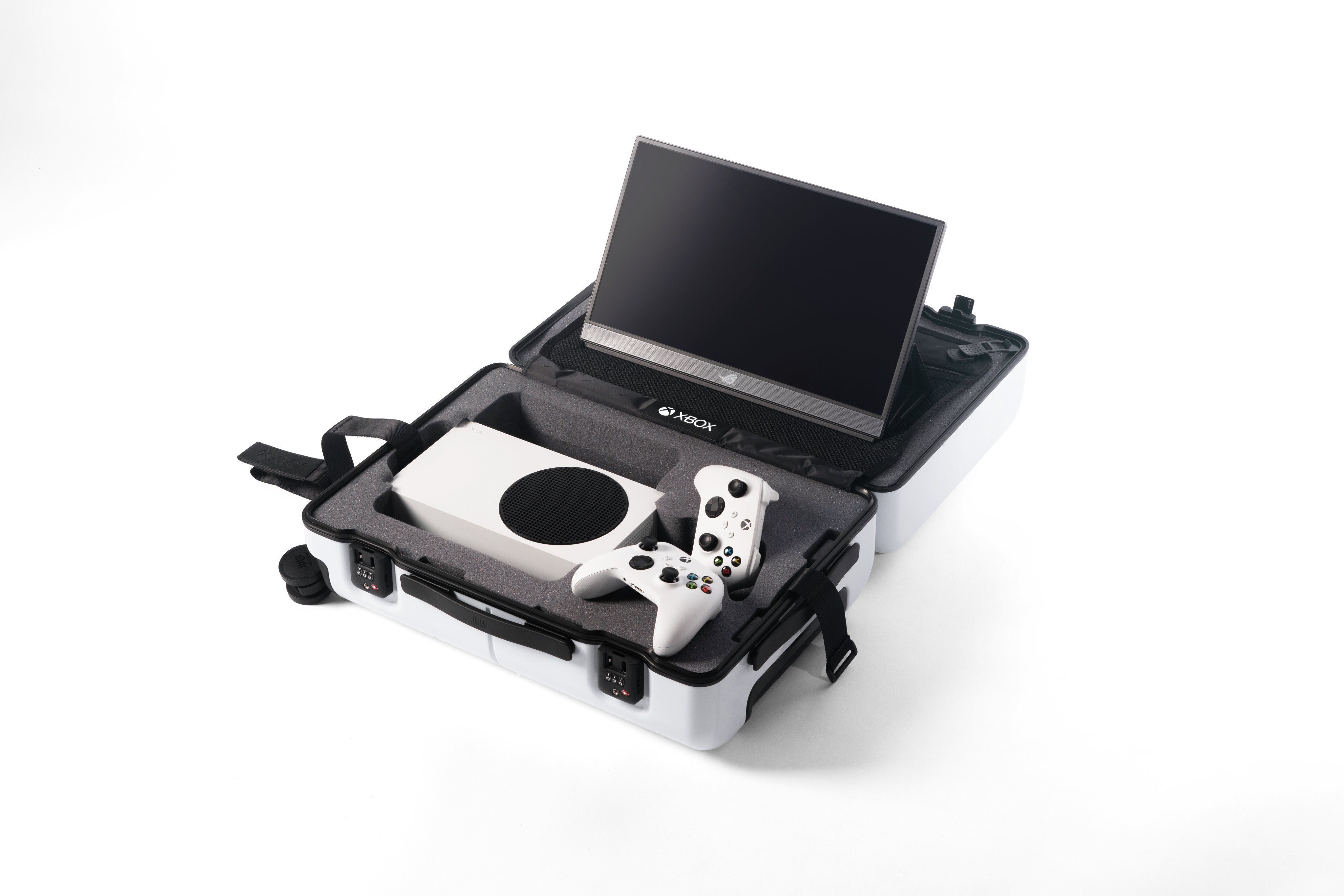 Xbox Celebrates Console Flight Simulator With Real Series S Suitcase