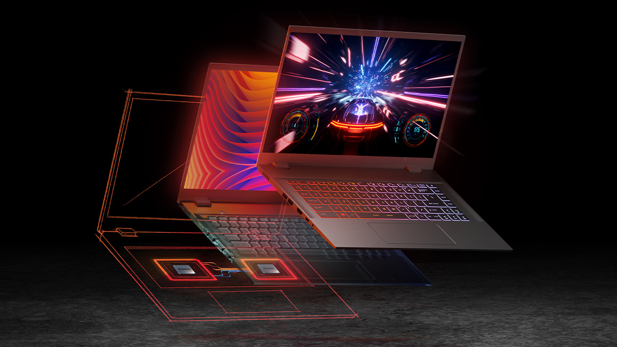 How AMD Advantage™ laptops provide a better gaming experience