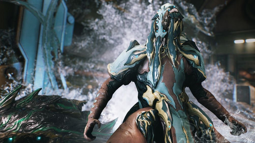 Warframe's new robot Cthulhu man is a great example of how to rework a character class