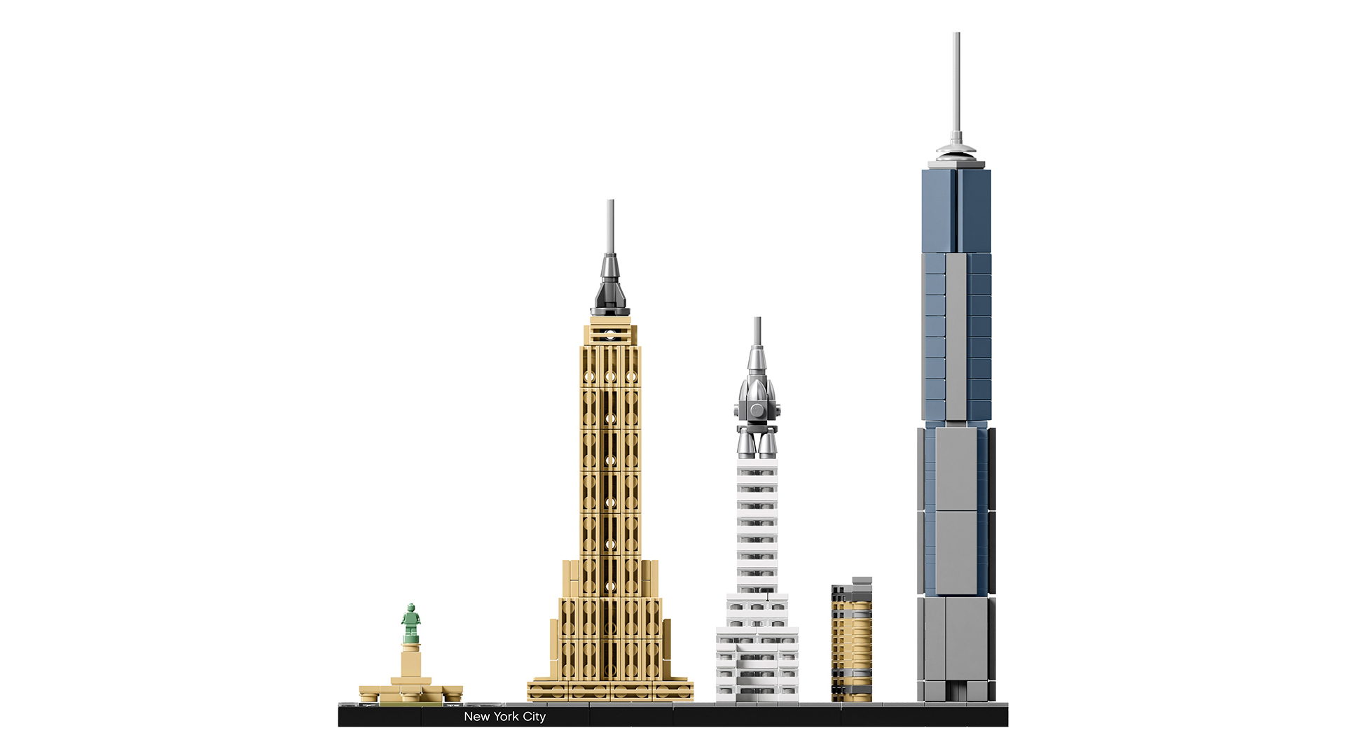 Best Lego Architecture sets: New York