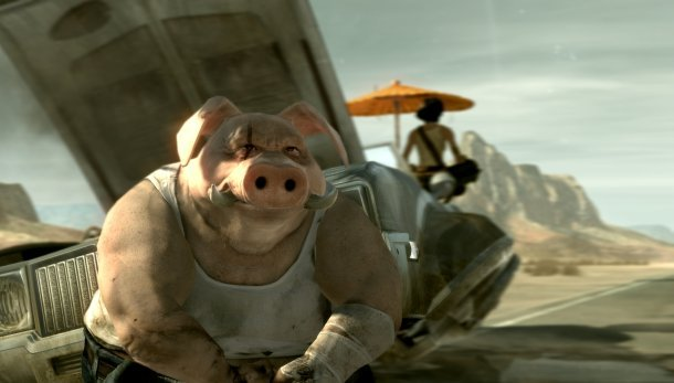 Beyond Good and Evil 2 concept art teased by Michel Ancel