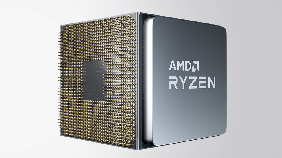 AMD Ryzen 7 5700G APU Pictured, Powered On and Tested