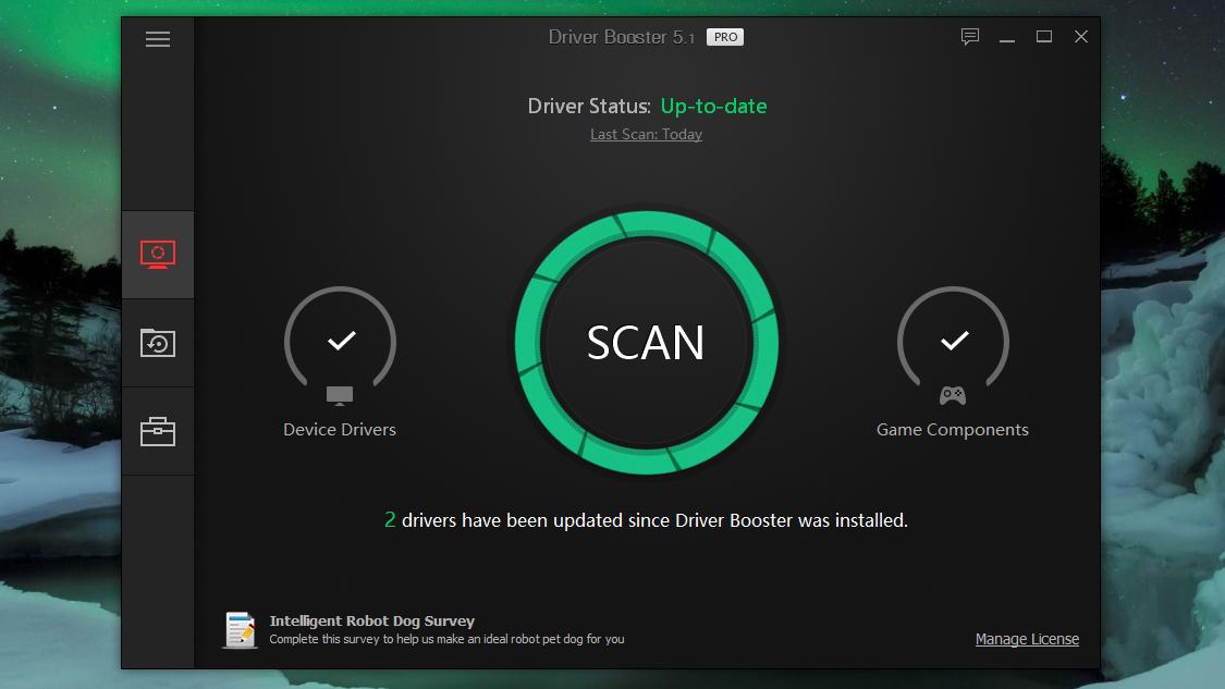 IObit Driver Booster PRO 5 screen grab
