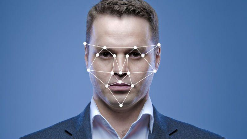 Biometric Authenticity  - Magazine cover