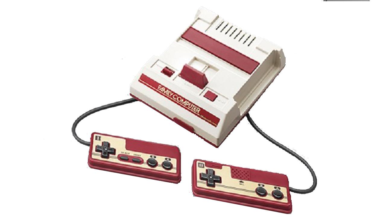 Best retro gaming console: Famicom Mini