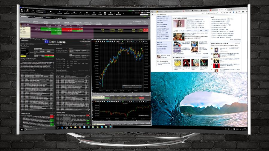 Meet the Huge 4K Curved Monitors that Cost Far Less than You'd Think