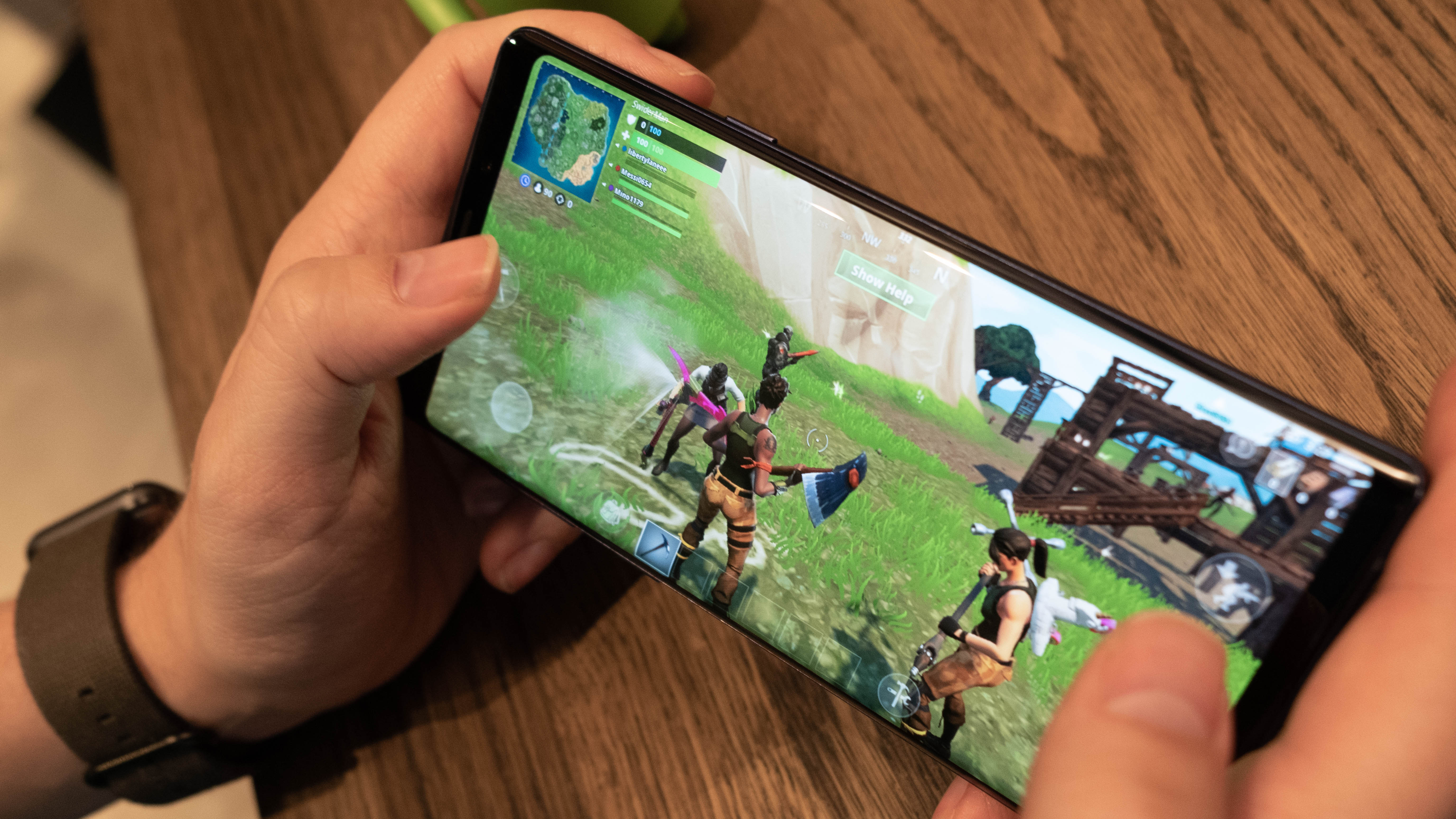 Fortnite Mobile just beat Xbox and PS4 to a 90Hz mode, but only on these phones