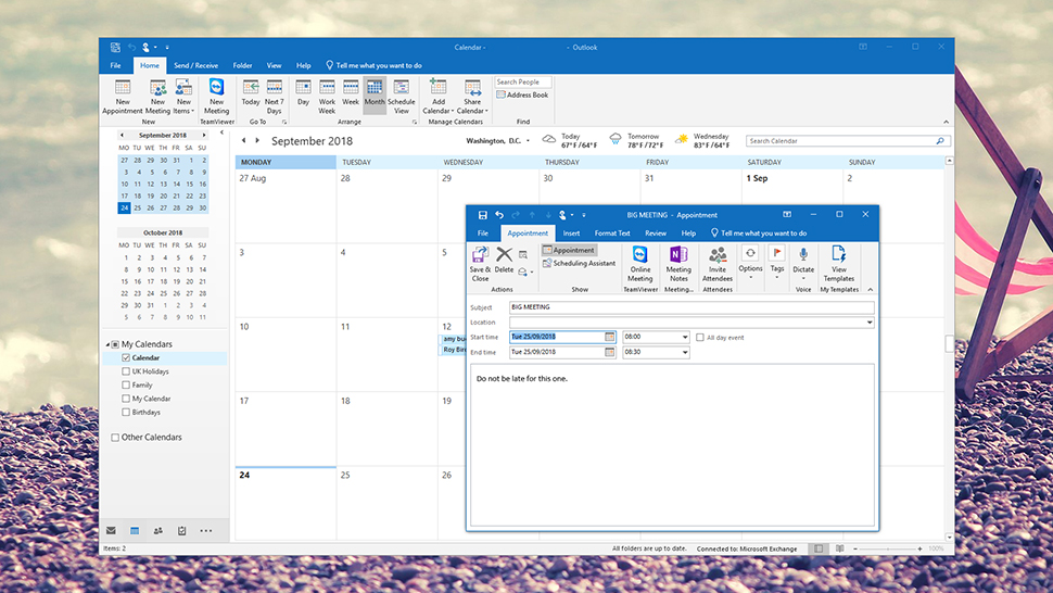Microsoft Outlook review