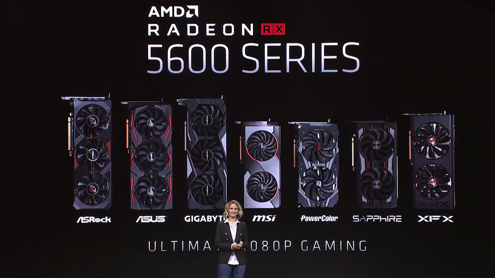 Amd S Rx 5600 Xt Gets A Speed Boost To Answer Nvidia S Big Rtx 2060 Price Cut Theindiansubcontinent