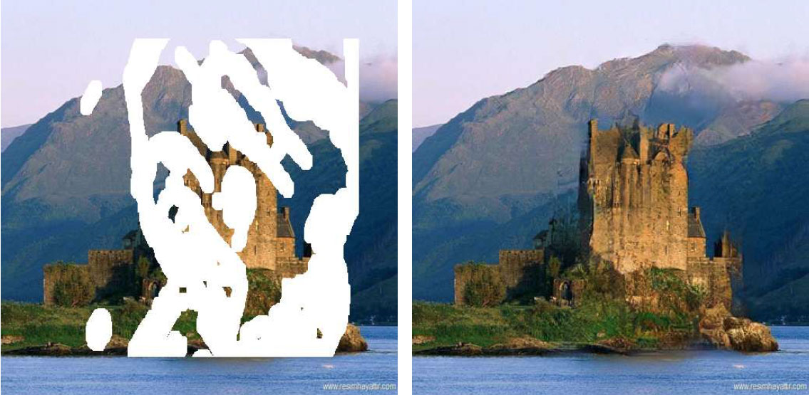 Amazing AI tool reconstructs photos like magic - Graphic
