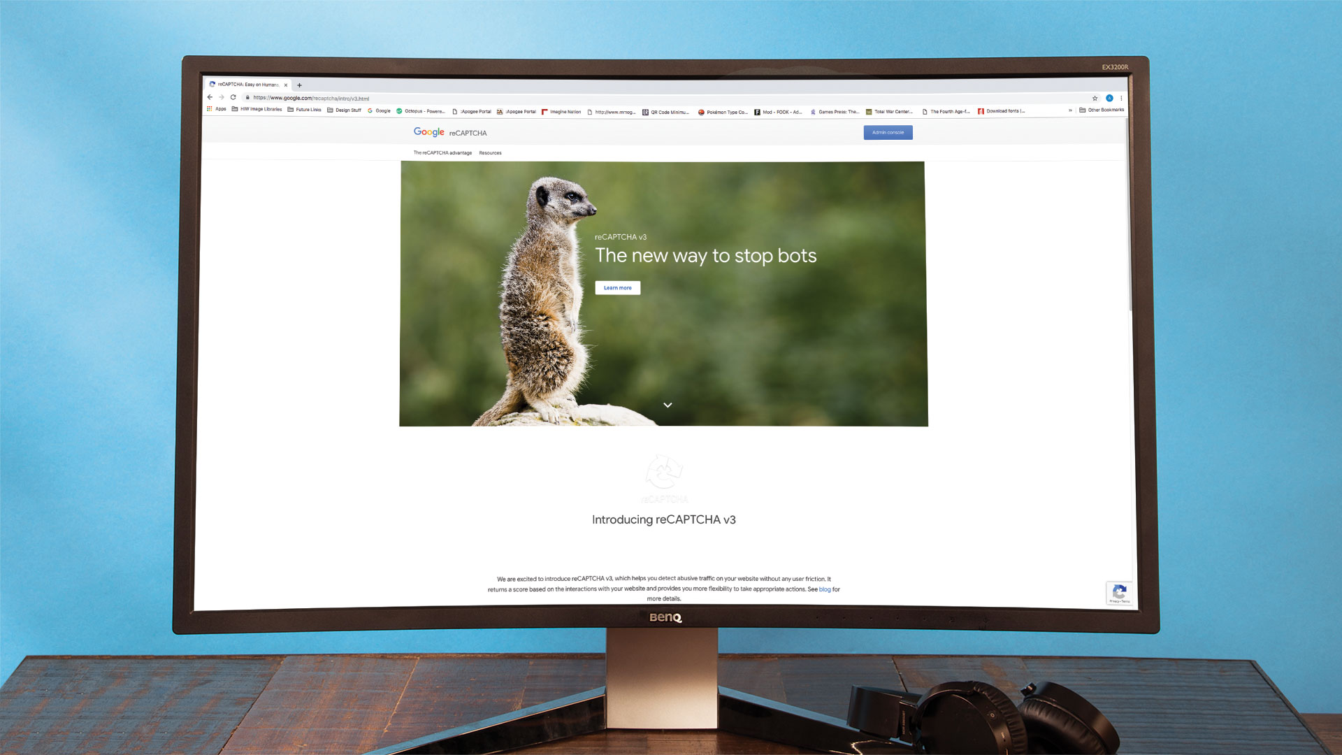 Stop the bots with Google reCAPTCHA