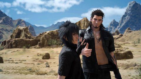 скачать игру через торрент Final Fantasy 15 - фото 8