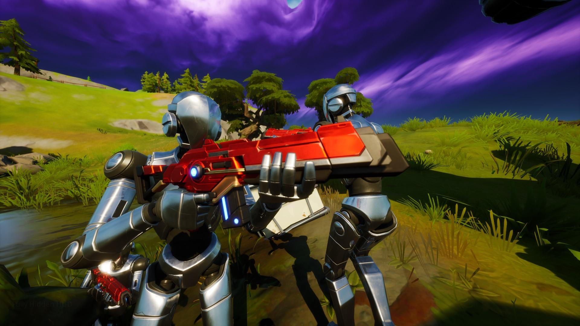 Fortnite Season 4 Mythic Weapon Locations Pc Gamer